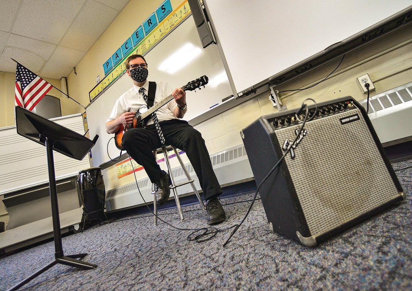 Helping kids to rock in Hinsdale