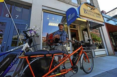 'Rebooting the bike for Vermont:' Brattleboro area's increase in e-assist bikes inspires state initiative