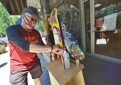 Handy Stations receive town funding