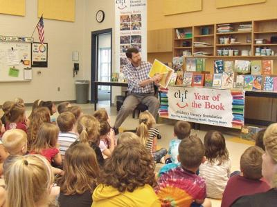 Hinsdale Elementary's kickoff event a success