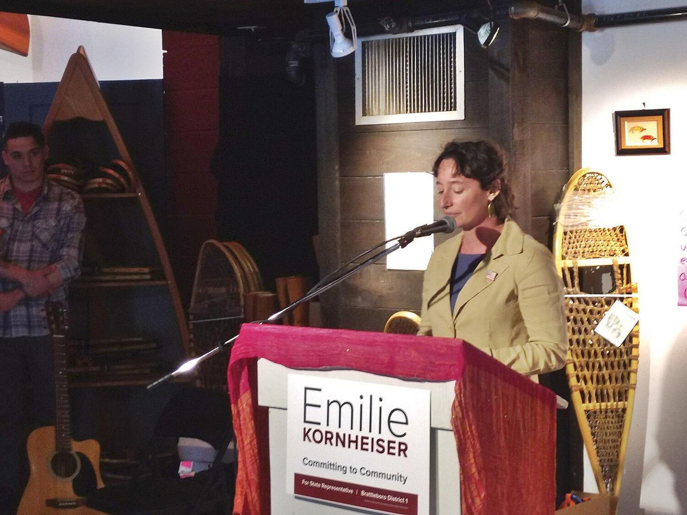 Emilie Kornheiser hoping to build a better community