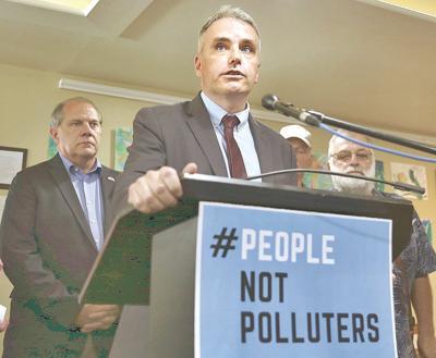 Scott vetoes toxic chemicals bill