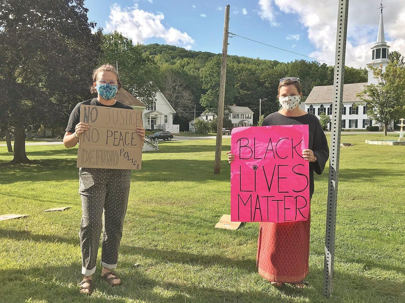 Communities rally against racism