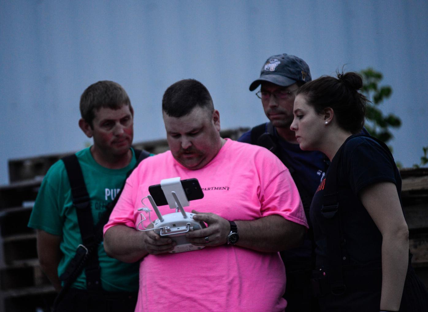 No injuries in powered parachute crash in Swanzey, N.H.