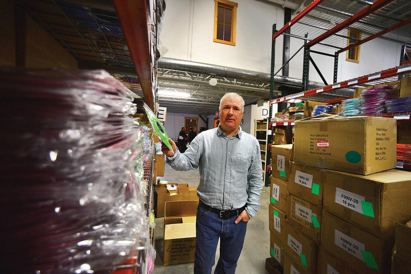 Mocha Joe's buys Cultural Intrigue warehouse for $1 million
