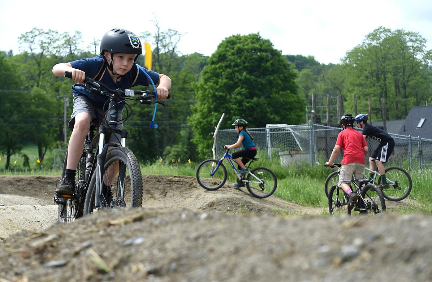 Cycling enthusiasts benefit from new track in Putney