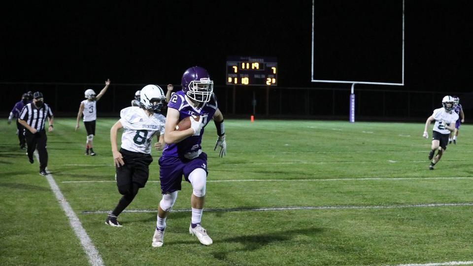 Roundup: Purple Gang prevails on Senior Night
