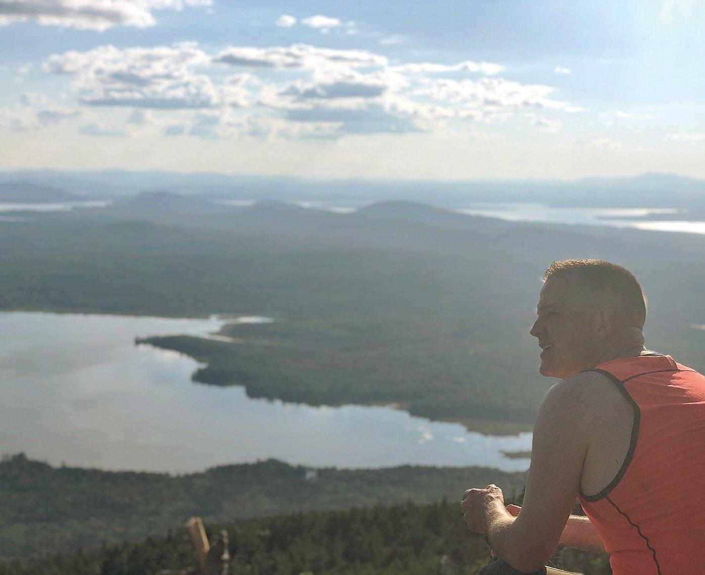 Local hiker completes big challenge