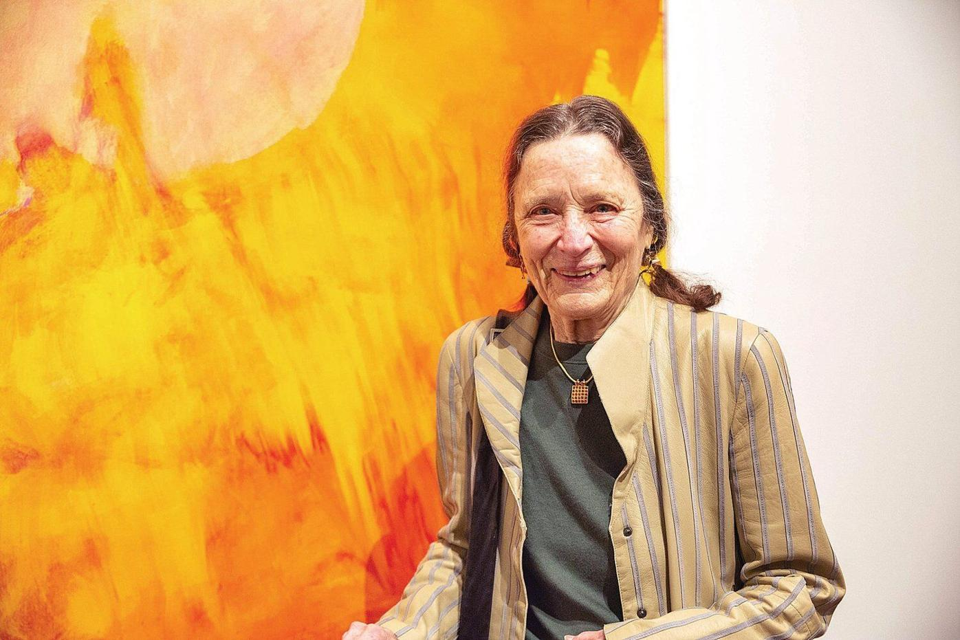 An appreciation of Emily Mason: Critics, curators remember Brattleboro abstract artist's legacy