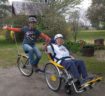 Duet bike