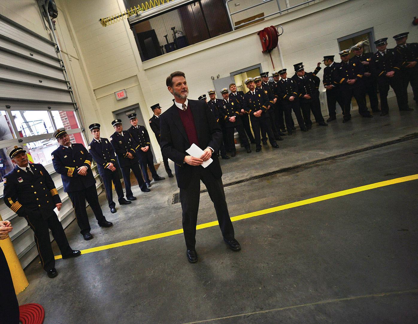 Firefighters, town reach agreement