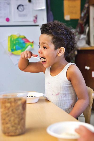 True North donates granola to benefit area children