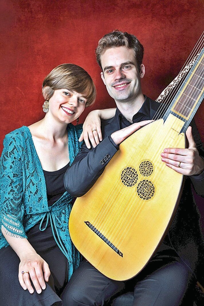 In Stile Moderno opens with songs by John Dowland
