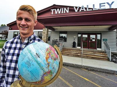 Twin Valley graduating senior eager to change the world