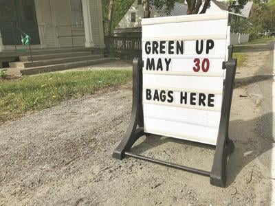 Green Up Day delayed, not deterred