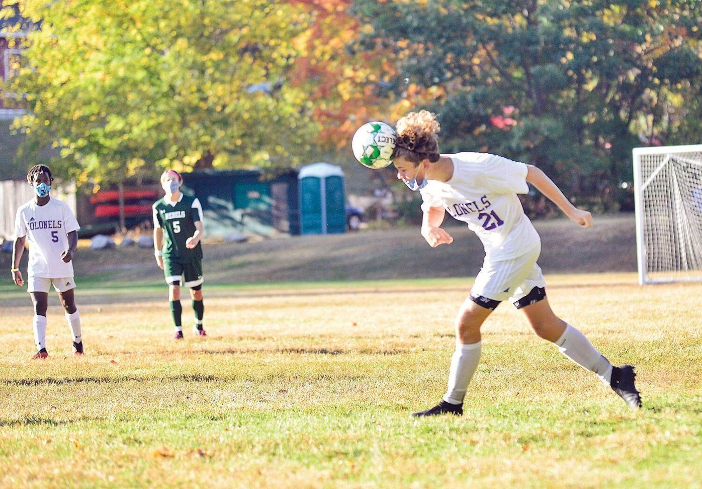 Colonel boys rout Rebels