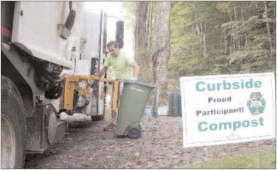 Brattleboro moves to townwide composting