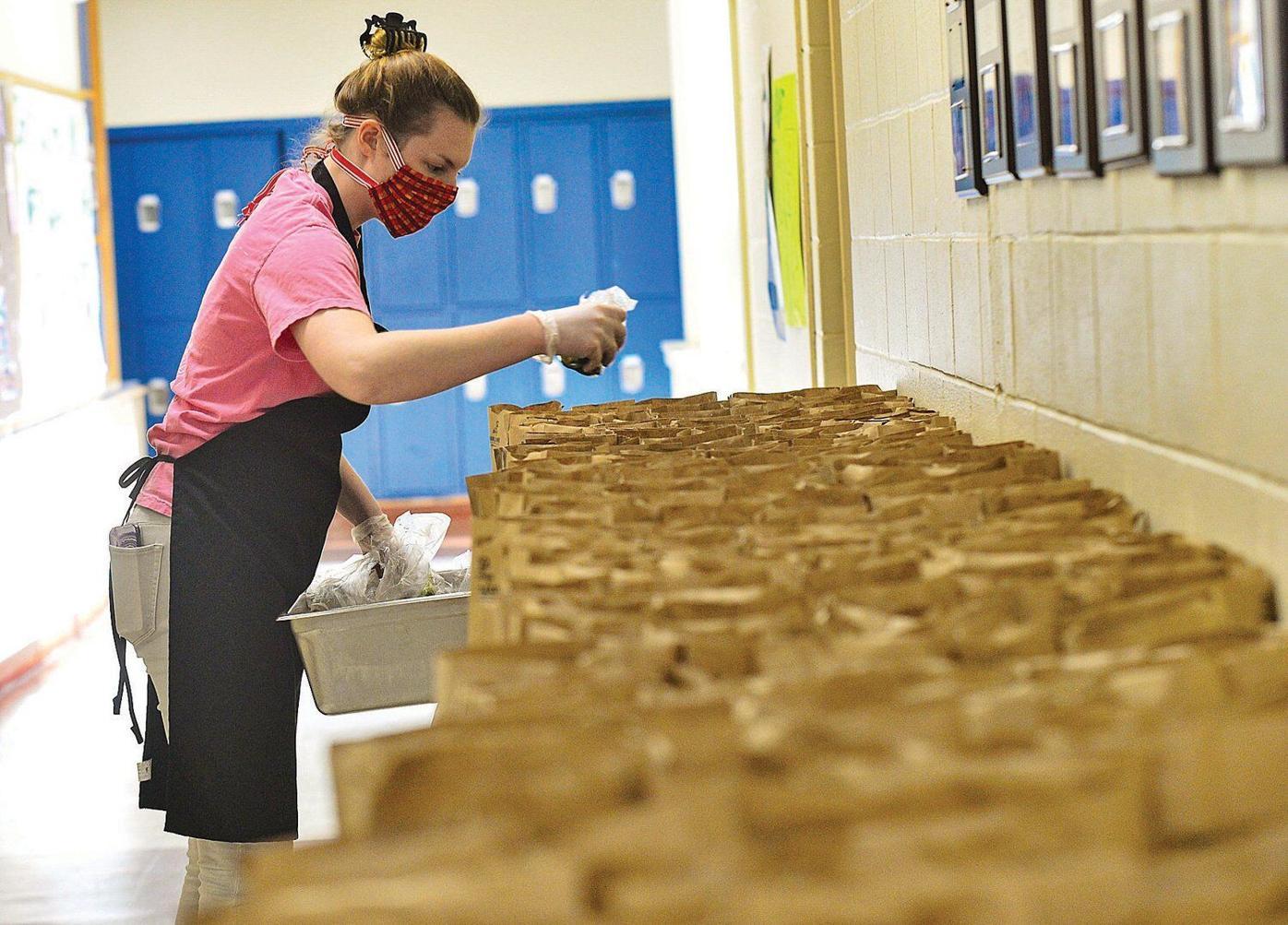 Twin Valley food program fills needs