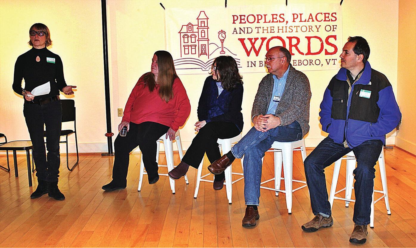 Coalition focuses on words in Brattleboro