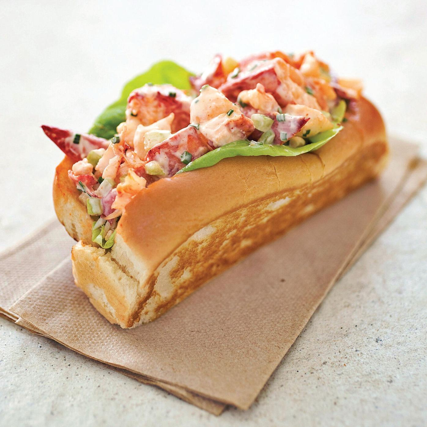 A lobster roll even we New Englanders will cheer