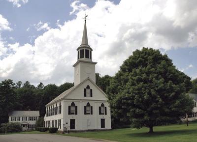 Townshend church