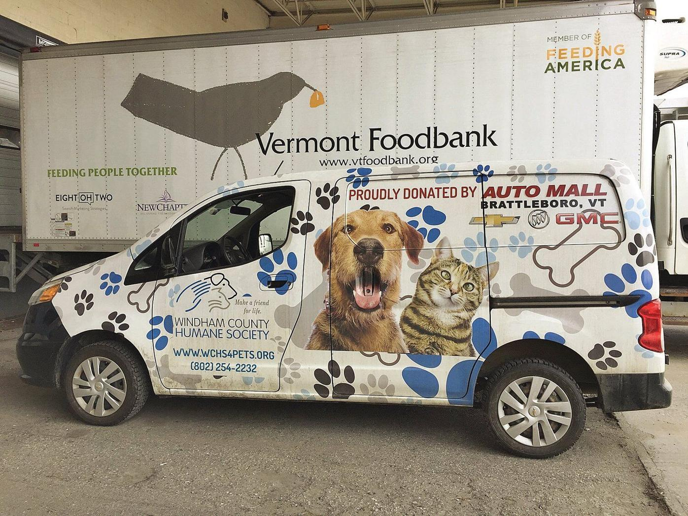 Disaster animal response team addresses need for pet food