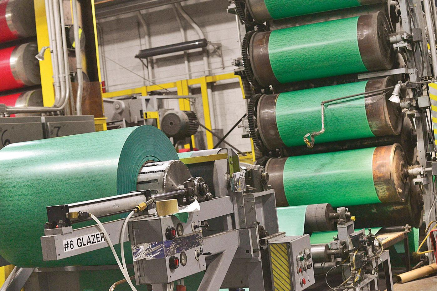Making the impossible possible at former Neenah paper mill