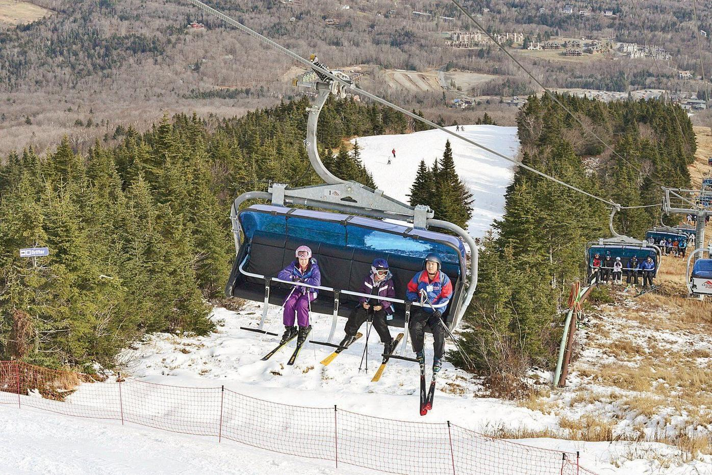 Proposal would provide COVID funds to ski areas