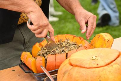 Indigenous Peoples' Day celebration at Retreat Farm 'makes it real'