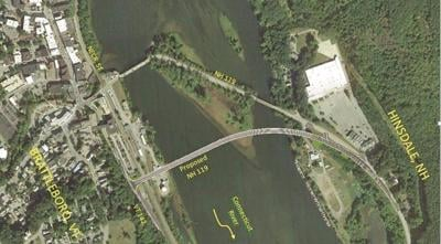 Tanks to be cleared for new bridge