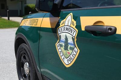 Vermont State Police cruiser