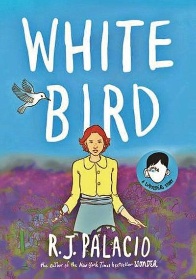 What we're reading: 'White Bird' a timely new graphic novel
