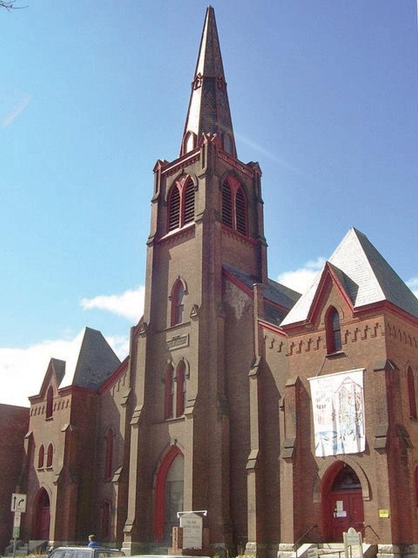 Epsilon Spires emerges at Baptist Church