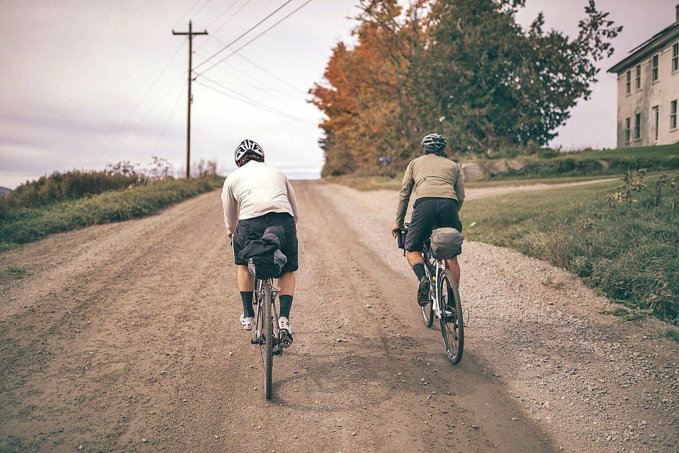 Vermont on two wheels: Pownal man explores the Green Mountain State by bicycle