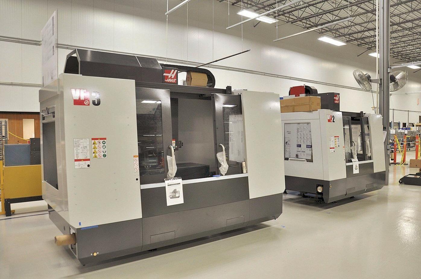 Mack Molding to produce ventilator components