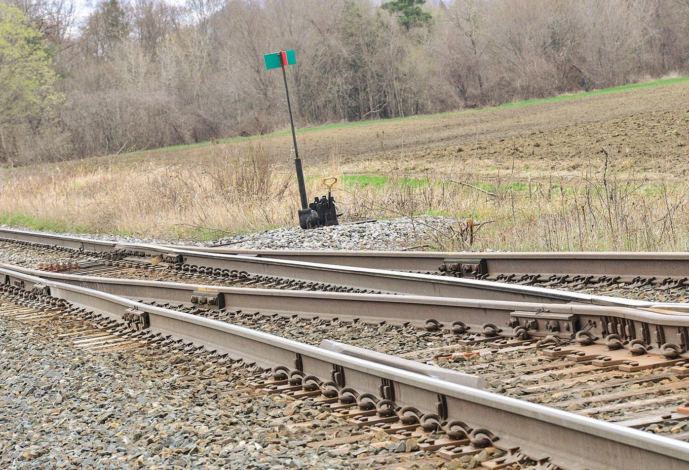 Tainted water could go by rail