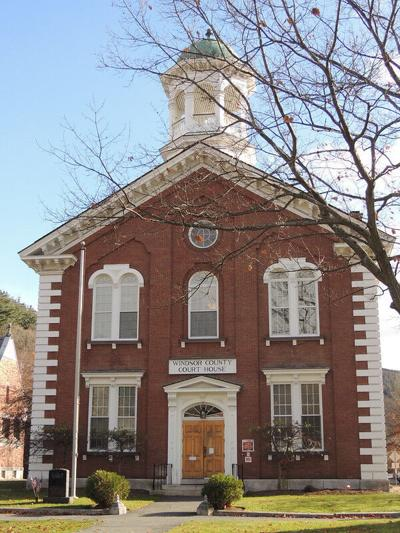 Windsor County Courthouse