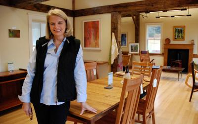 Vernon business creates 'welcome center' in historic home
