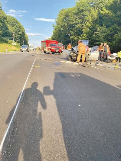 Route 9 accident renews calls for safety changes