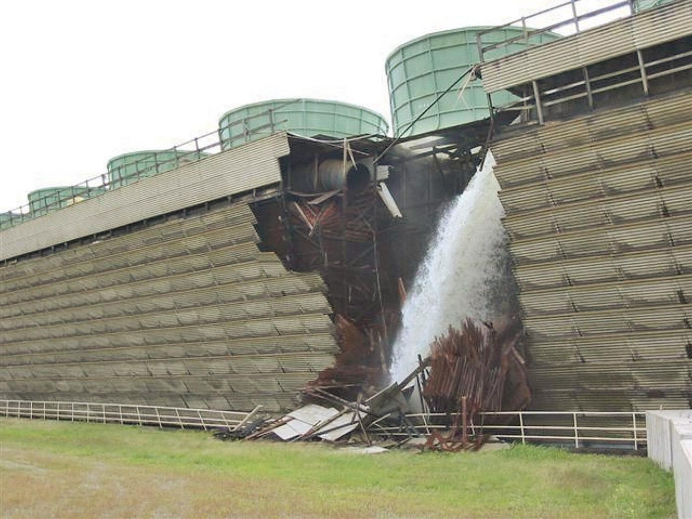 Vermont Yankee cooling towers to be demolished