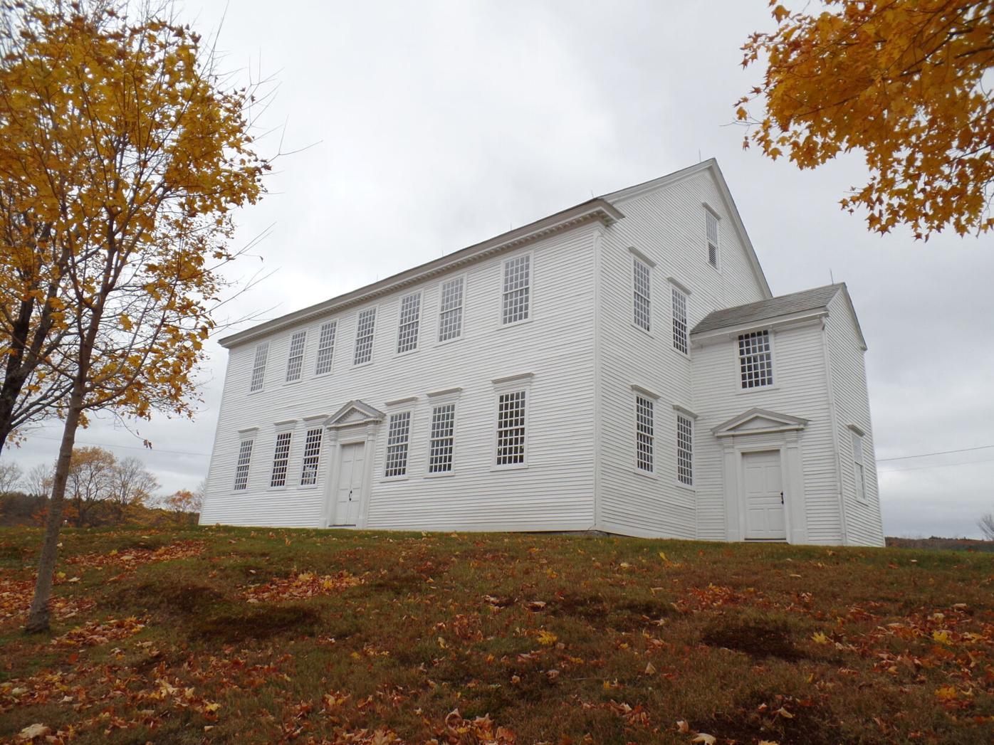 Rockingham Meetinghouse