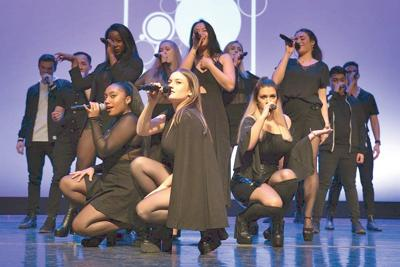 Collegiate a capella groups to sing benefit