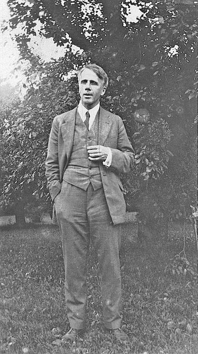 Stone House Museum: 'Sunday Afternoons with Robert Frost'