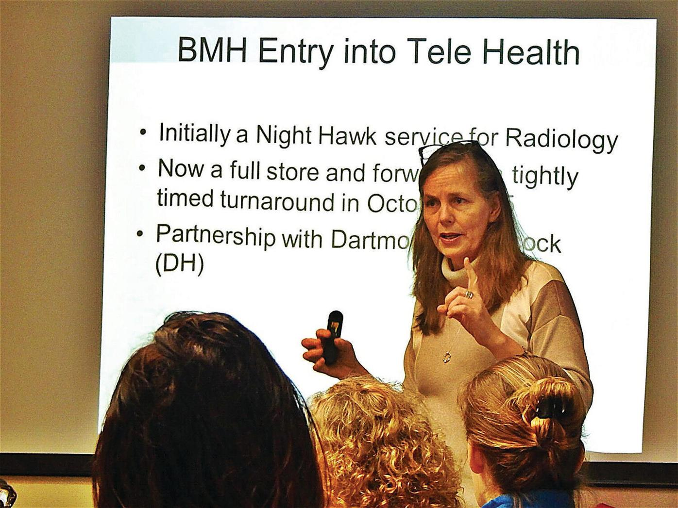 'Telepsychiatry' bolsters mental health care