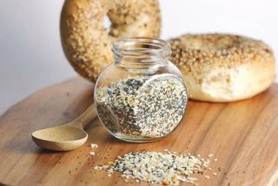 Margaret Button: Eat your stress away with easy Everything Bagel dip