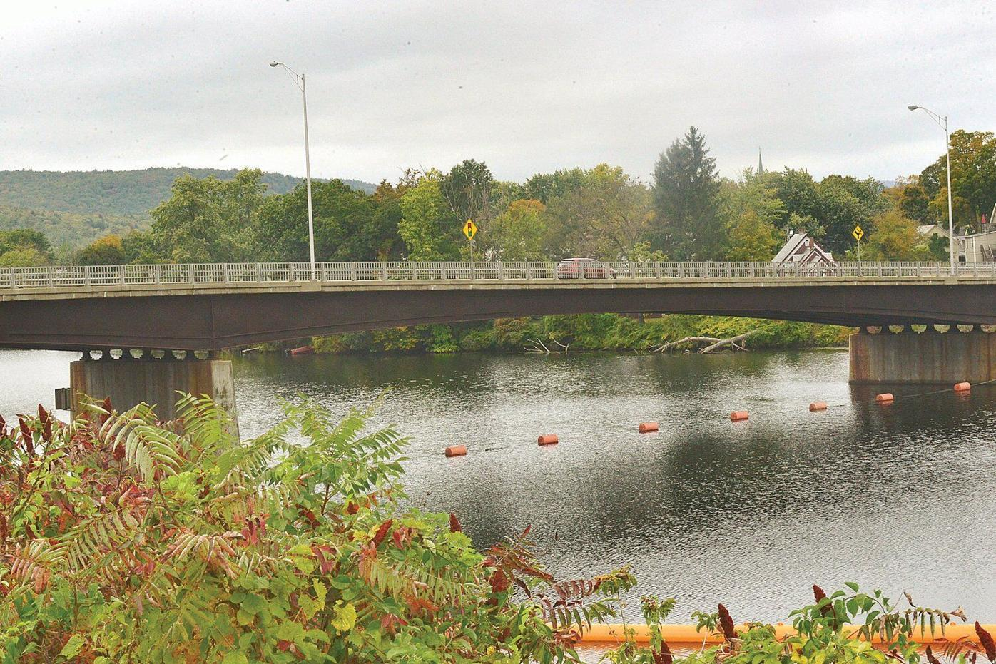 Arch Bridge project would require truck detour
