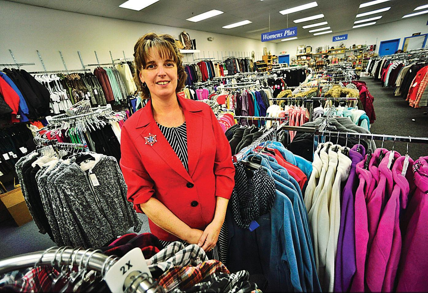 Label Shopper manager exemplifies Spirit of ADA