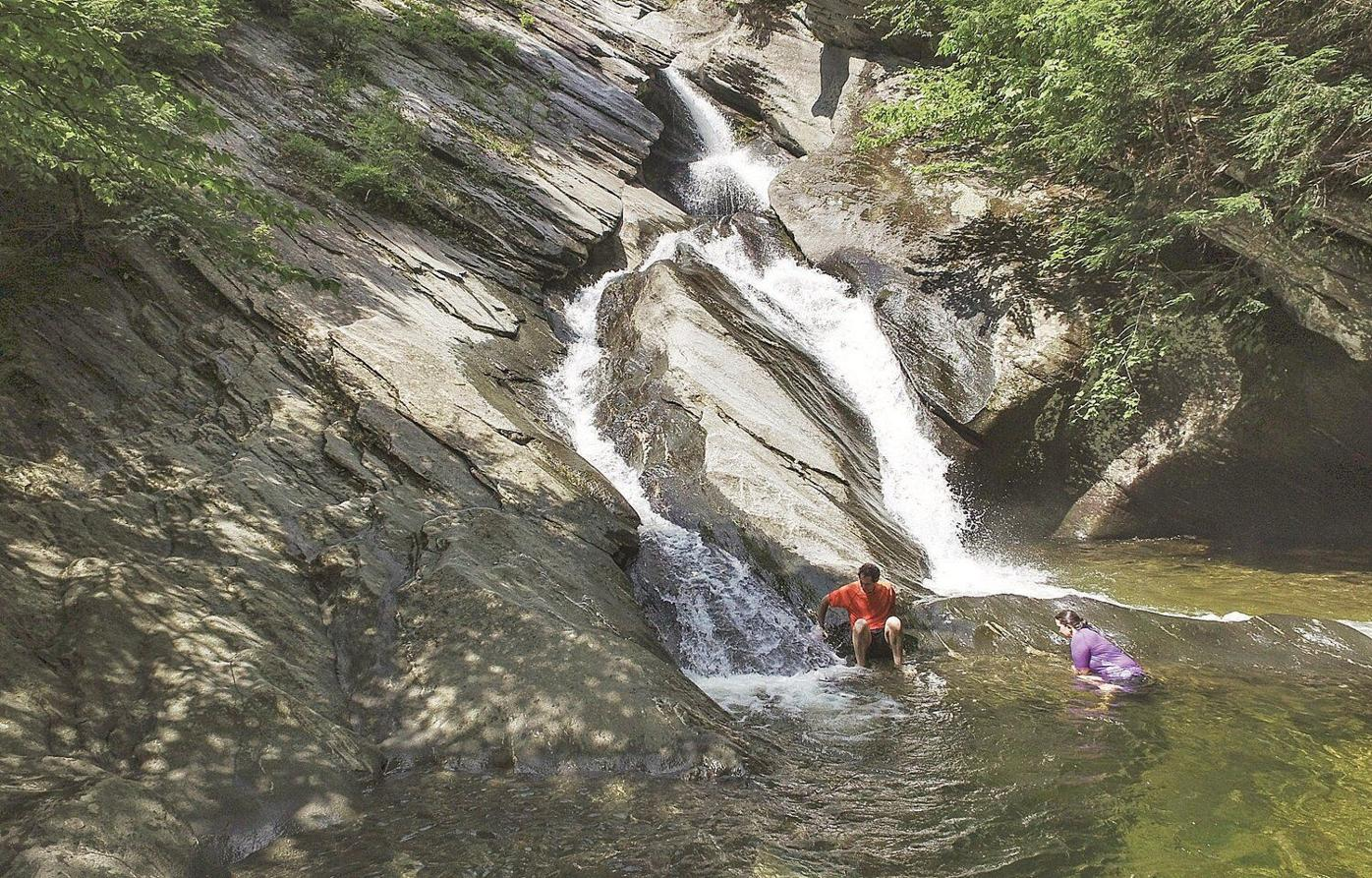 Waterfalls to chase in Southern Vermont