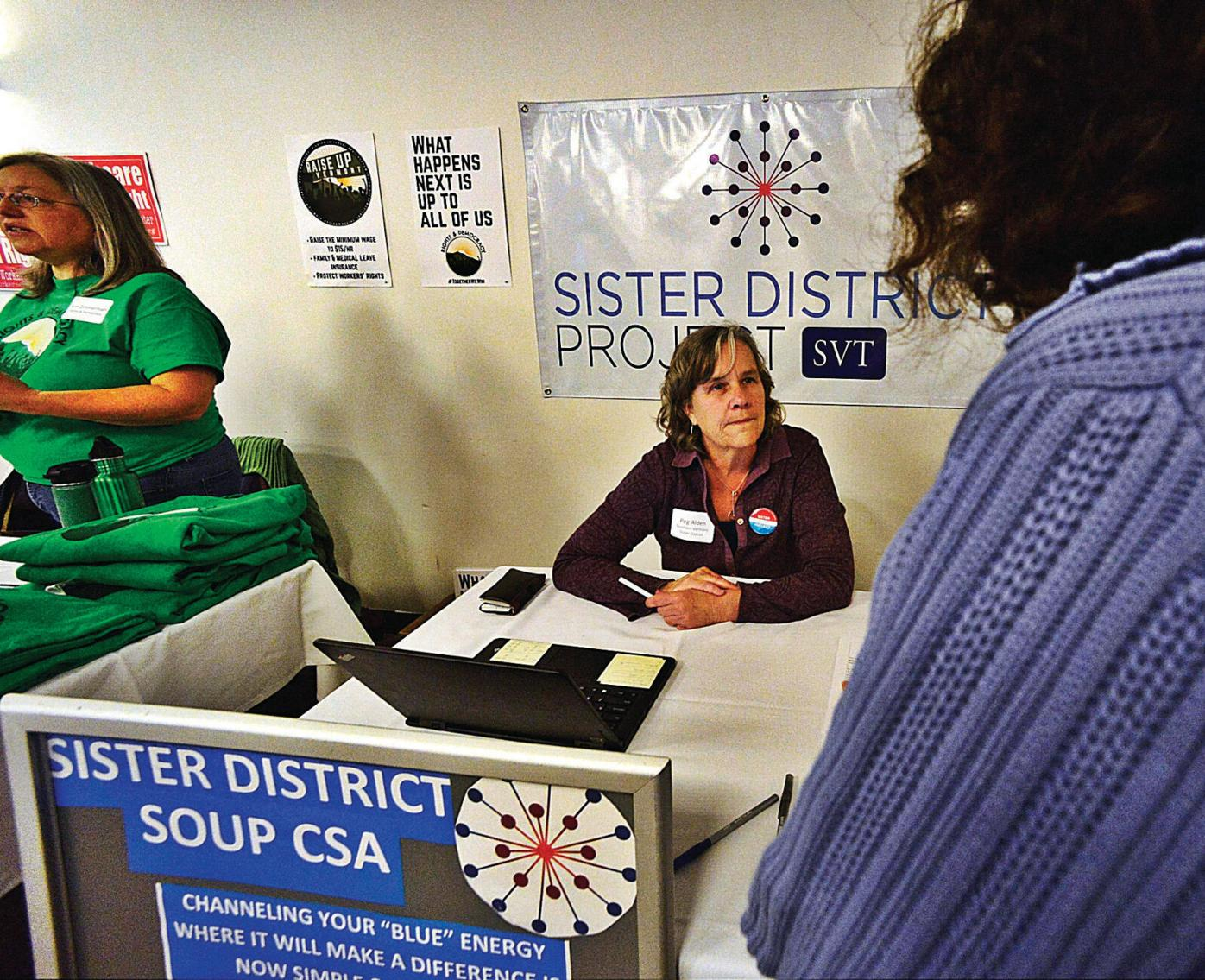 Community groups fret over looming federal cuts