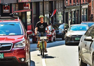 'Automobile reduction therapy': Local 'VBike' enthusiast wants you to ditch your car